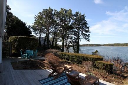 Wellfleet Cape Cod vacation rental - Great outdoor space
