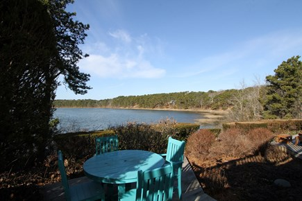Wellfleet Cape Cod vacation rental - Views of Drummers Cove