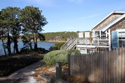 Wellfleet Cape Cod vacation rental - Exterior of Condo