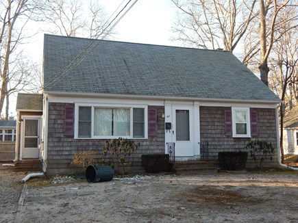 Falmouth Cape Cod vacation rental - Cape style home, all rooms are on the 1st floor