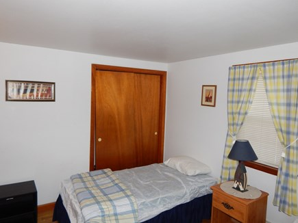 Falmouth Cape Cod vacation rental - Second Bedroom with a full and 2-twin beds