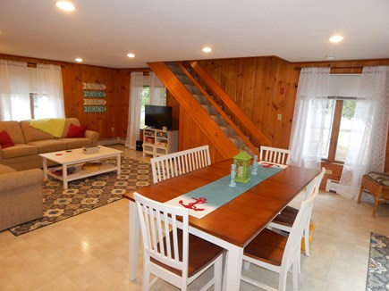 Falmouth Cape Cod vacation rental - Big open floor plan