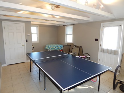 Falmouth Cape Cod vacation rental - Ping Pong in the cottage