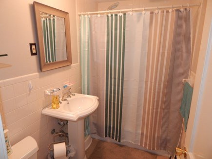 Falmouth Cape Cod vacation rental - 1.5 baths plus an outdoor shower and laundry