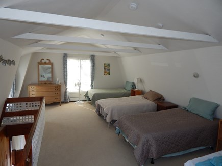 Falmouth Cape Cod vacation rental - Bunk room with 4 twin beds for the kids!