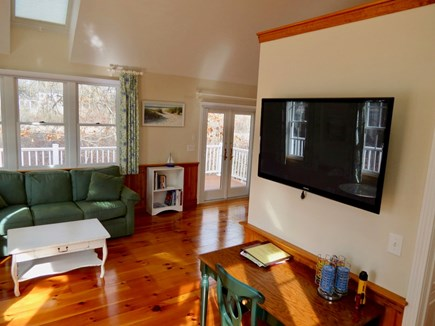 Chatham Cape Cod vacation rental - Guest house common space.Full private bath here, too.
