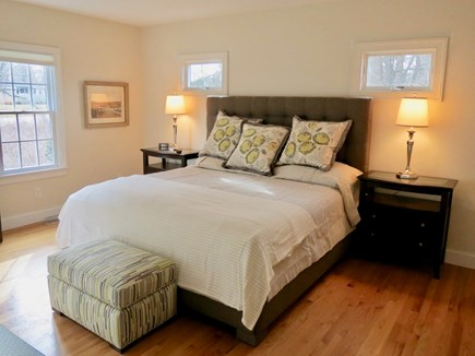 Chatham Cape Cod vacation rental - First floor master has a King bed