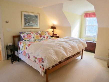 Chatham Cape Cod vacation rental - Second level master also has a king bed and a TV