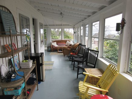 Sagamore Beach Sagamore Beach vacation rental - Porch