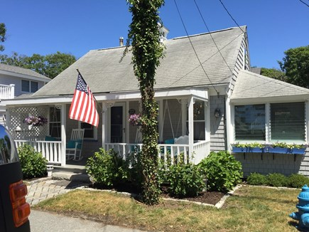 Harwichport Cape Cod vacation rental - Outside of home