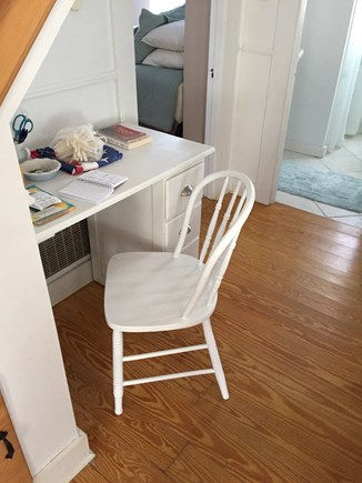 Harwichport Cape Cod vacation rental - Work station