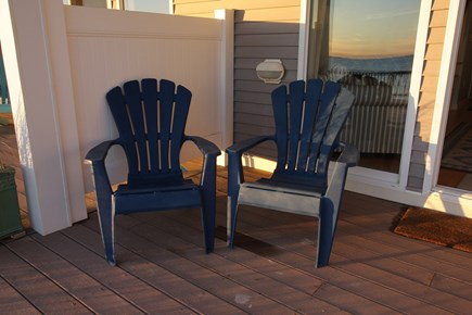 Truro Cape Cod vacation rental - Is there a better place for morning coffee?