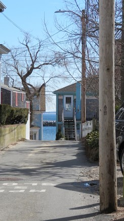 Provincetown Cape Cod vacation rental - Three hundred yard walk to Bay beach and Commercial St