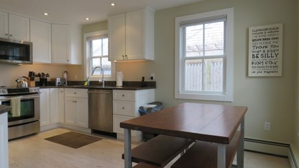Provincetown Cape Cod vacation rental - Eat in kitchen