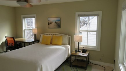 Provincetown Cape Cod vacation rental - Second floor bedroom on the right side of hallway