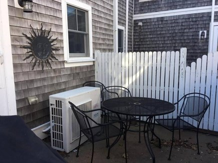 Provincetown Cape Cod vacation rental - Patio with barbeque grill