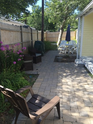 248 Old Wharf Road, dennis Cape Cod vacation rental - Beautiful patio