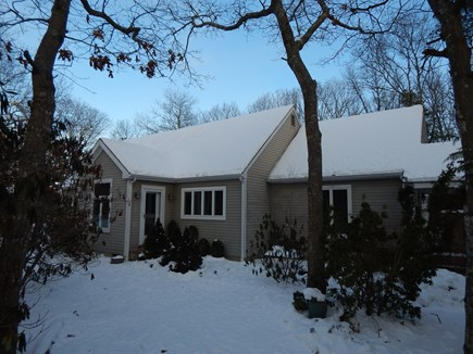 290 Club Valley Dr., Falmouth Cape Cod vacation rental - There will be no snow in the summer!