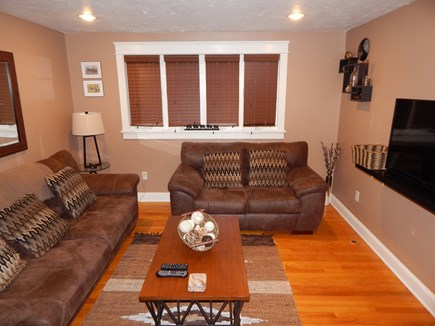 290 Club Valley Dr., Falmouth Cape Cod vacation rental - Media Room