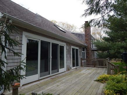 290 Club Valley Dr., Falmouth Cape Cod vacation rental - 3 large decks