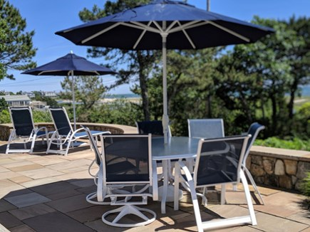 Chatham Cape Cod vacation rental - Patio with dining, grilling and lounge areas