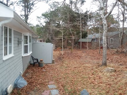 Dennis Cape Cod vacation rental - A CC favorite, the outdoor shower!