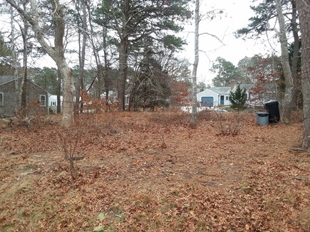 Dennis Cape Cod vacation rental - Large private yard
