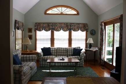 Brewster Cape Cod vacation rental - Sunroom
