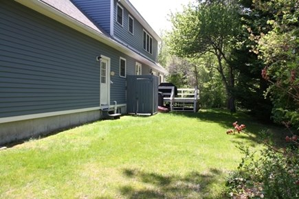 Brewster Cape Cod vacation rental - Back yard