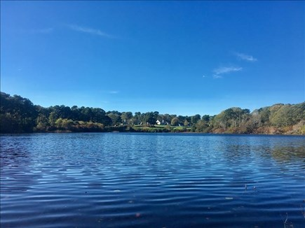 Brewster Cape Cod vacation rental - Swim and Non-motor boats