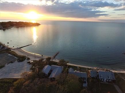 Woods Hole Woods Hole vacation rental - Beautiful Sunsets from Stony Beach
