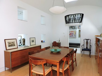 Woods Hole Woods Hole vacation rental - Dining Area just off the kitchen