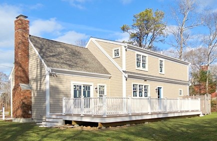 Brewster Cape Cod vacation rental - So new, the stickers are still on the windows!