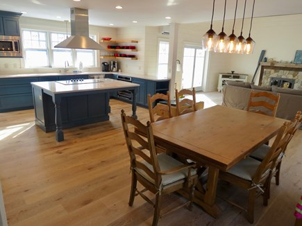Brewster Cape Cod vacation rental - Beautiful, fully equipped open concept kitchen.