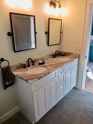Brewster Cape Cod vacation rental - Full bath, main level