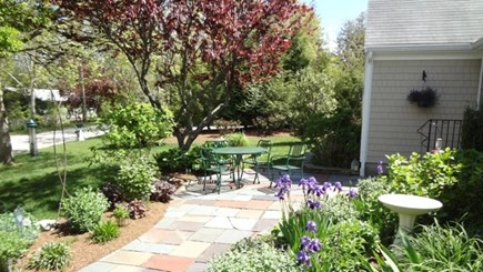 Orleans Cape Cod vacation rental - Front path & patio area