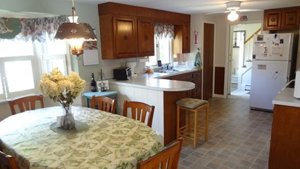 Orleans Cape Cod vacation rental - Dining area/kitchen