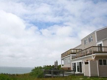 Truro Cape Cod vacation rental - Truro waterfront contemporary