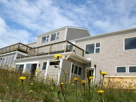 Truro Cape Cod vacation rental - Private Truro home with water views