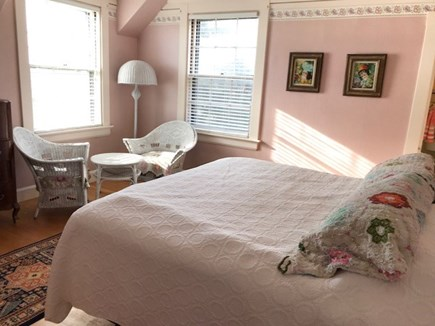 Falmouth Cape Cod vacation rental - Bedroom with views
