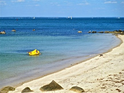 Falmouth Cape Cod vacation rental - Walk to nearby Chapoquoit Beach