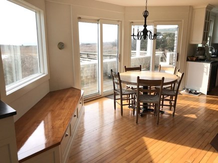 Falmouth Cape Cod vacation rental - Breakfast dining area