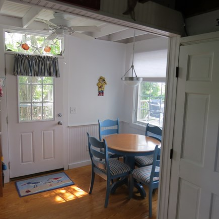 Cape Cod Bay @ Eastham Cape Cod vacation rental - Dining room