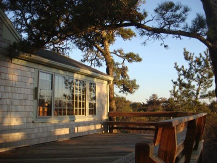 Chatham Cape Cod vacation rental - Deck, with Water Views