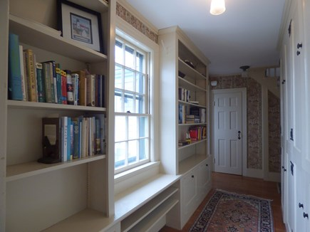Chatham Cape Cod vacation rental - Plenty of Books for a Rainy Day!