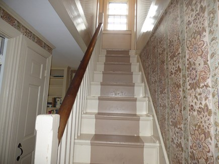 Chatham Cape Cod vacation rental - Stairs to Second Floor, with two more bedrooms