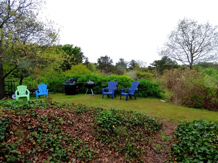 Chatham Cape Cod vacation rental - Relax in the Backyard!