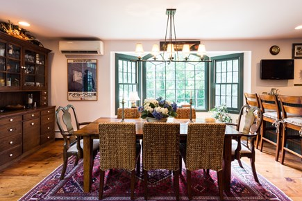 Orleans Cape Cod vacation rental - Chef`s kitchen with dining for 8 at the table and 8 more at bar/