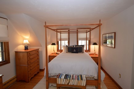 Orleans Cape Cod vacation rental - Main House upper level queen bedroom