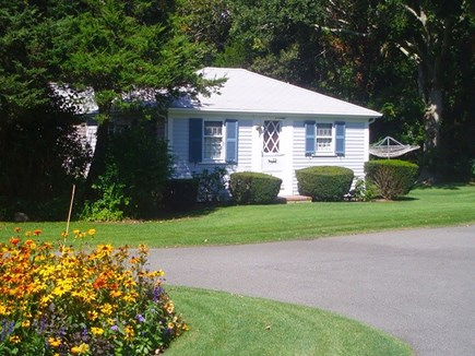 South Yarmouth Cape Cod vacation rental - In a quiet corner for some R&R.